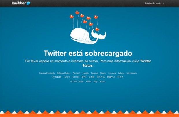 Twittersobrecarga