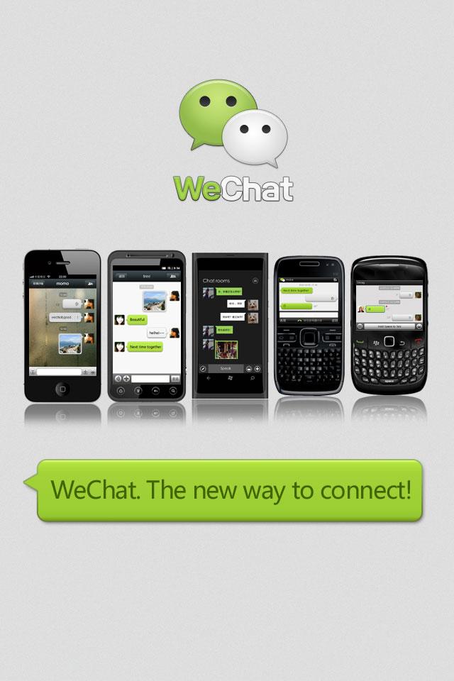 WeChat. Otro competidor para Whatsapp y Line.