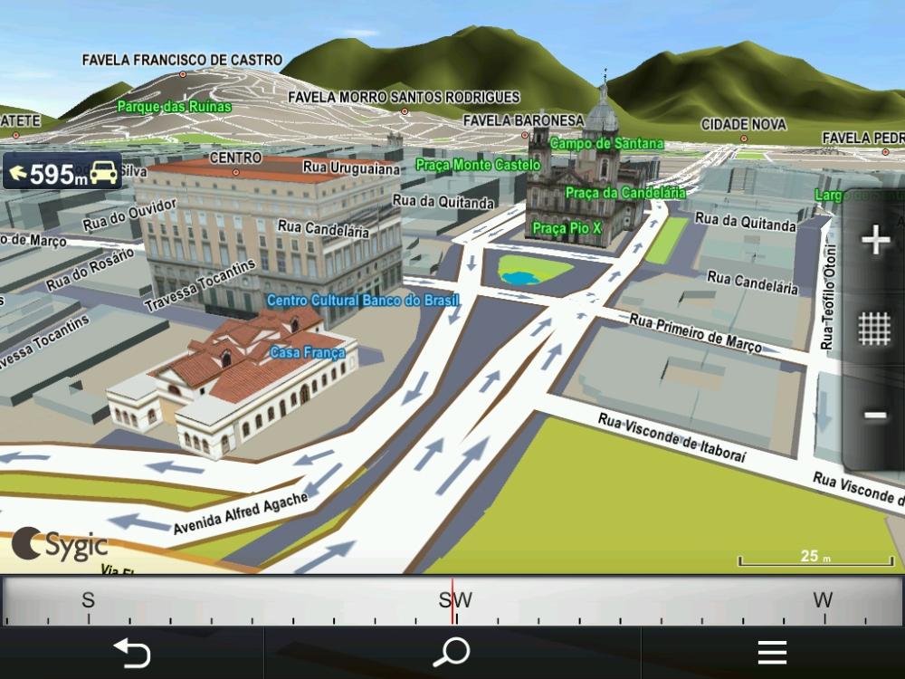 Sygic, GPS para móvil offline. (4/4)