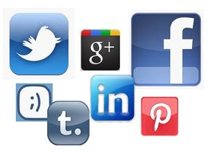 ¿Qué redes sociales son las más seguidas? (1/2)