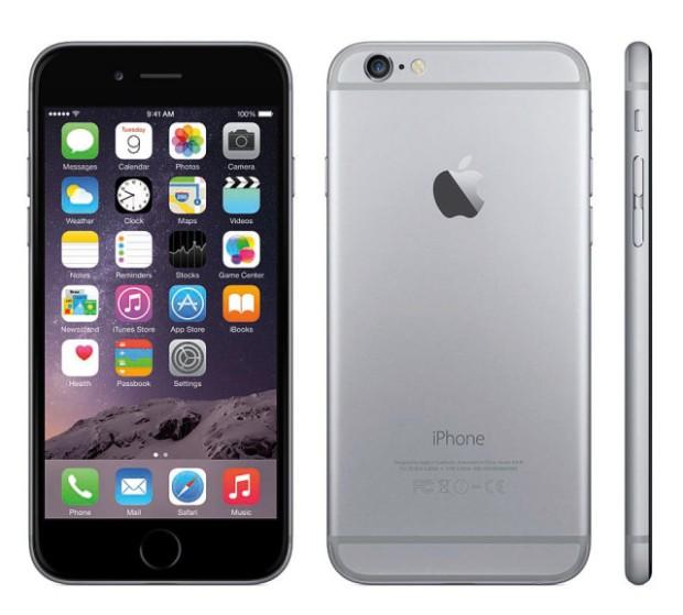 iPhone6plata