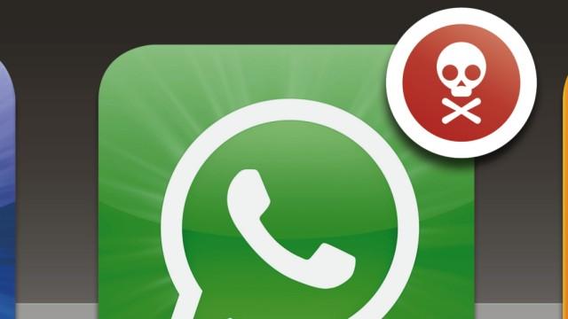 ¿Por qué me han echado de WhatsApp? (2/2)