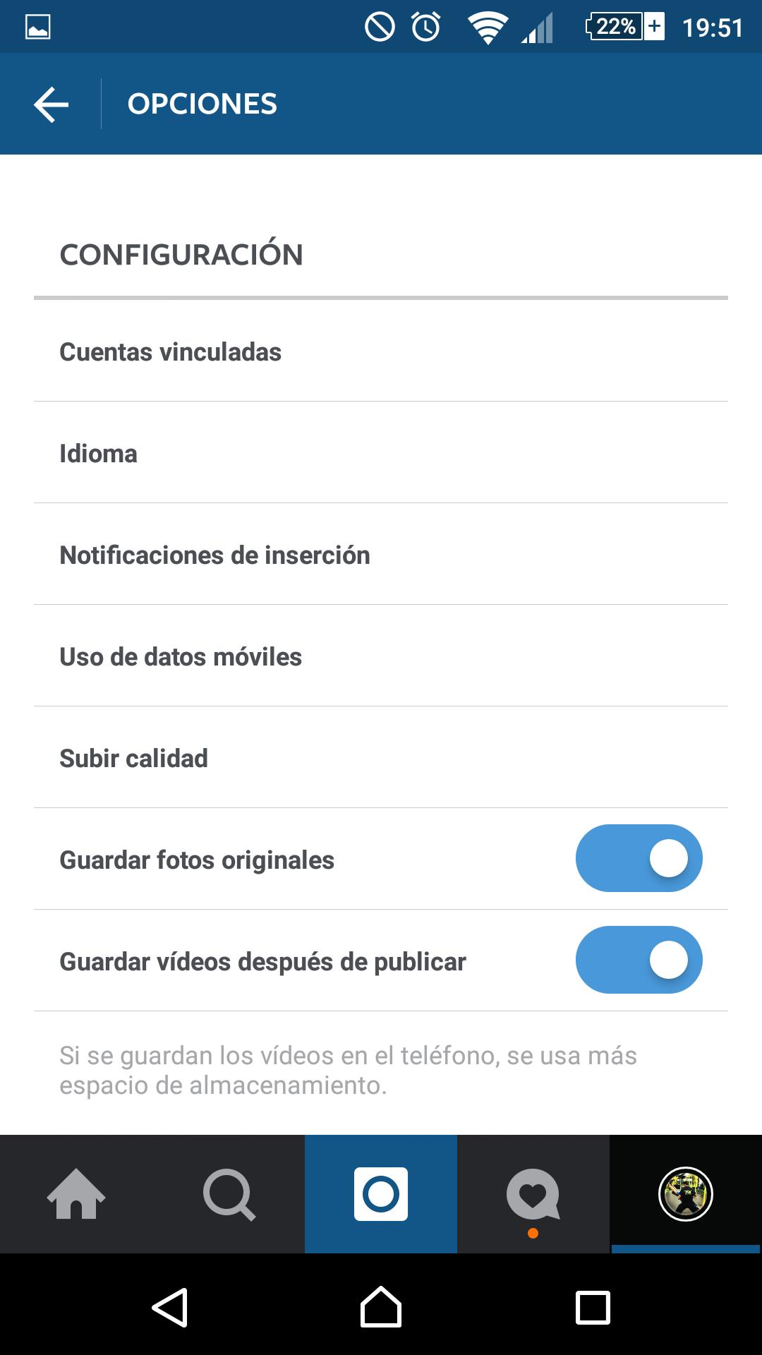 instagram-opciones-screenshot